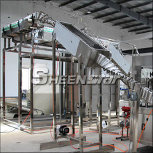 Rinser for Can Filling And Seaming Machine