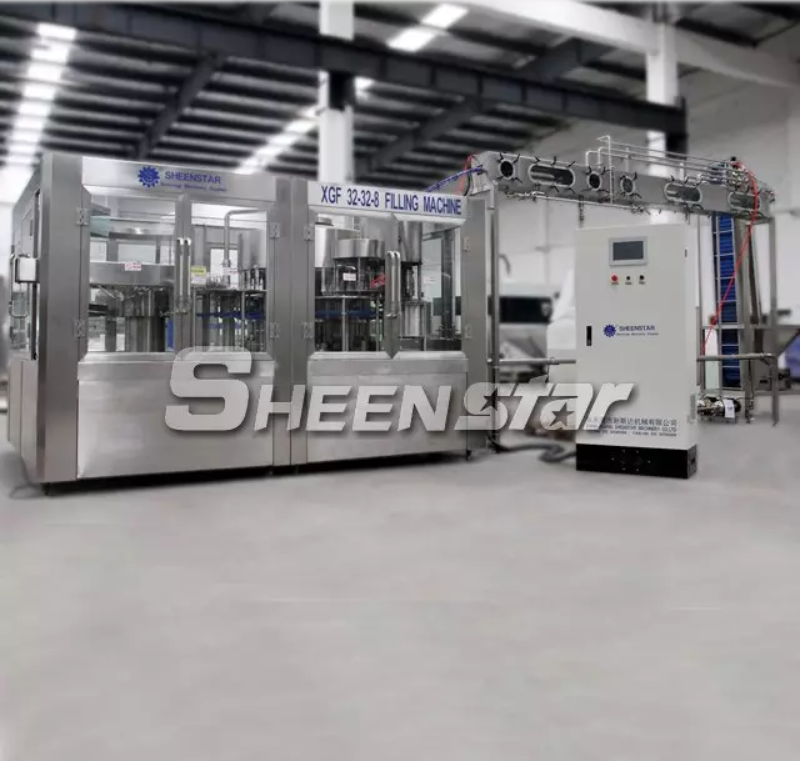 The Advantages and Details of Sheenstar Water Filling Machine