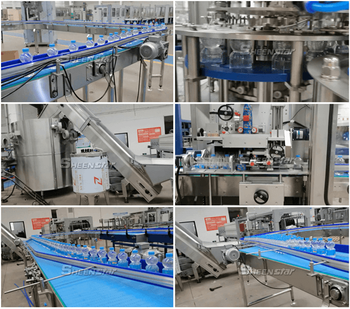 12000bph Waterline Production Debugging Was Successfully Completed
